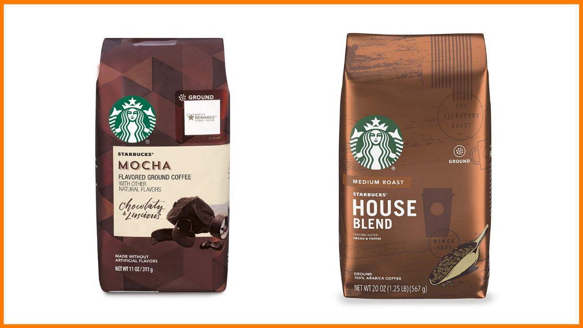 Starbucks Packaged Coffee