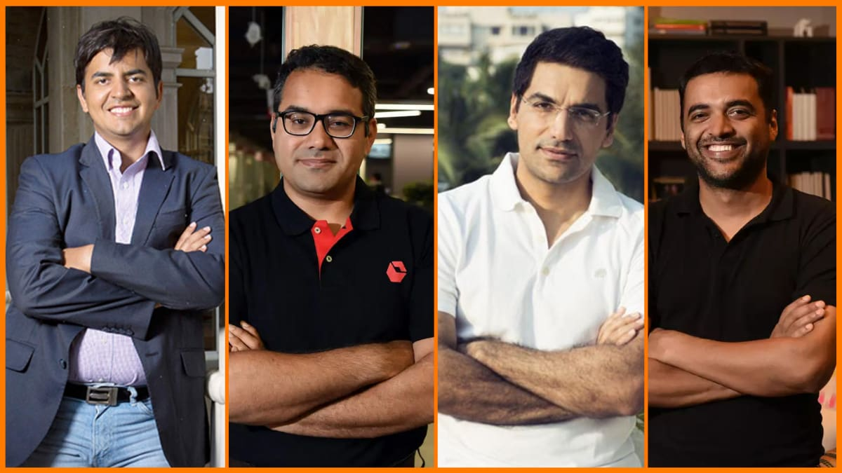 10 Successful Startups Led By IIT-Grads