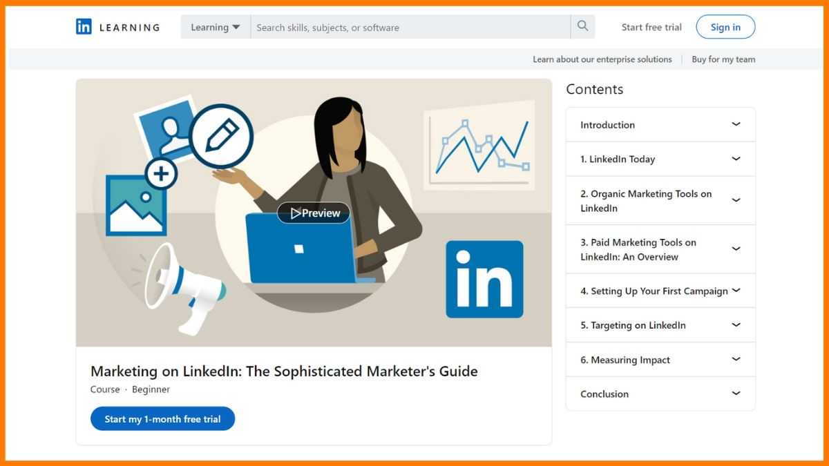 The Sophisticated Marketer's Guide