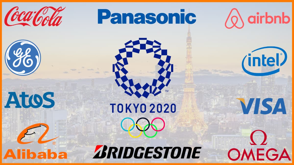 List of Brands Sponsoring The Tokyo 2020 Olympics