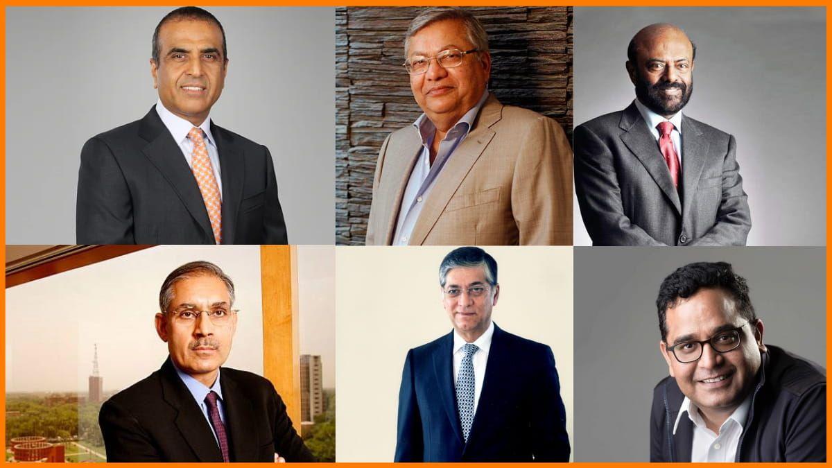 Top 10 Richest Men in Delhi
