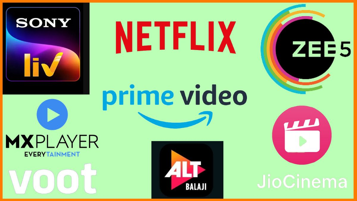 Top 13 OTT Platforms In India | Best Video Streaming Platforms