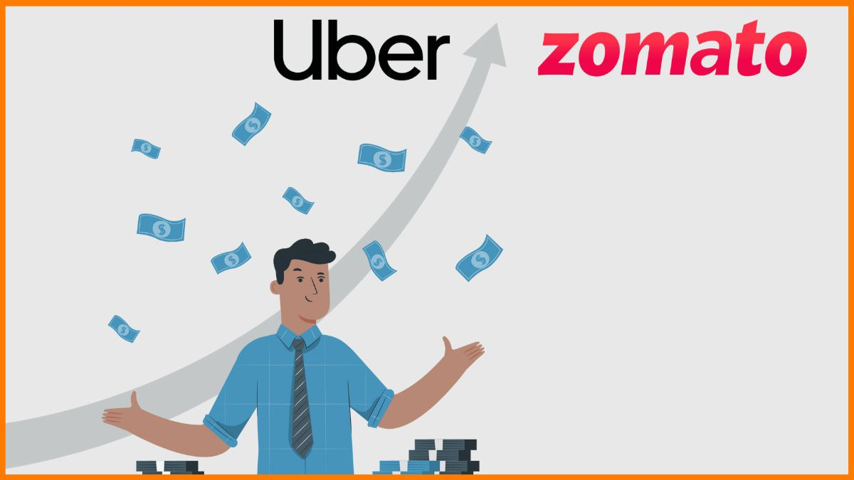 How did Uber make a Billion Dollars from Zomato Listing? - Case Study