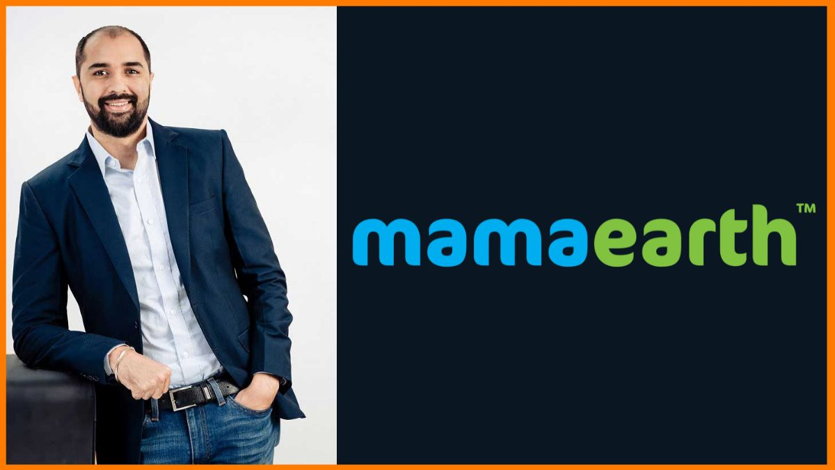 Varun Alagh: Mamaearth Owner & Co-Founder