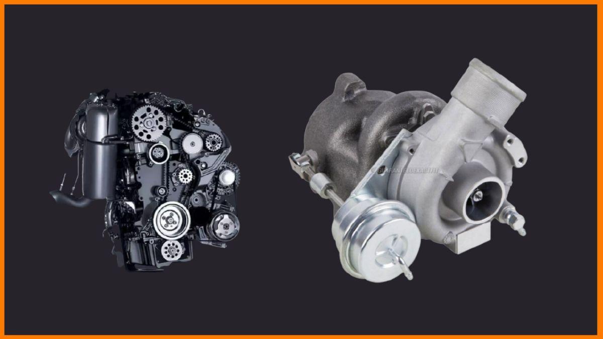 Volkswagen Engine and Turbocharger