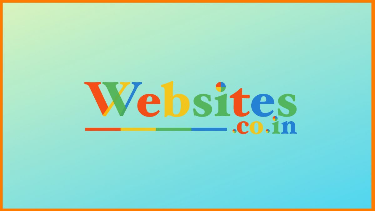 Websites.co.in - Easy and Instant Website Development | Company Profile | Startup Story