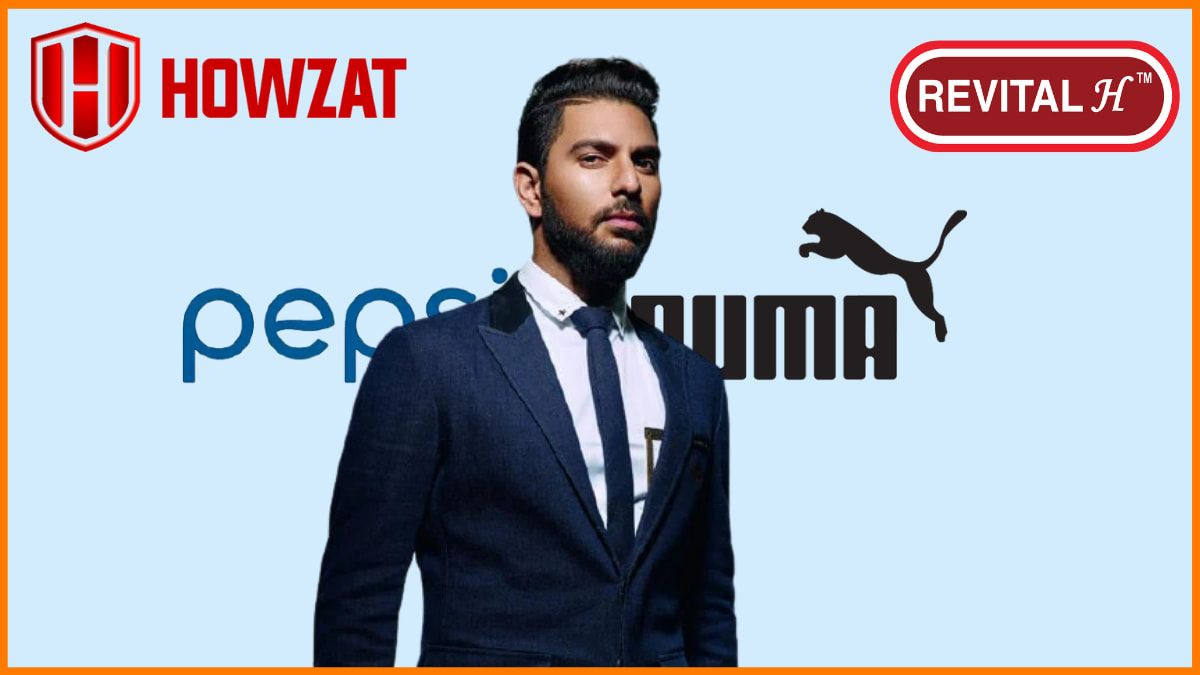 List of Brands Endorsed by Yuvraj Singh