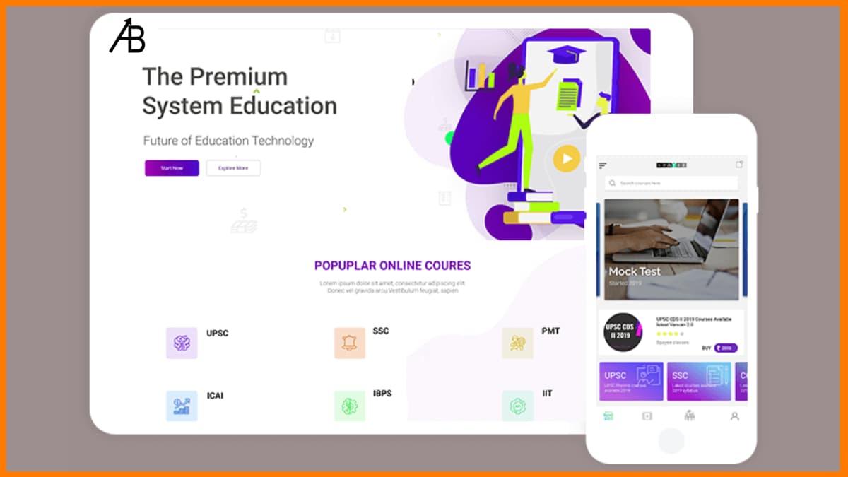 AcadBoost Online Learning Platform