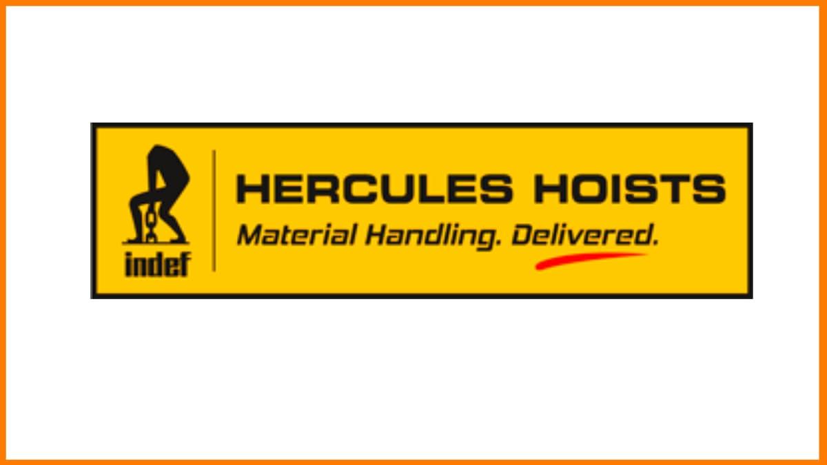 Bajaj Hercules Hoists Ltd.