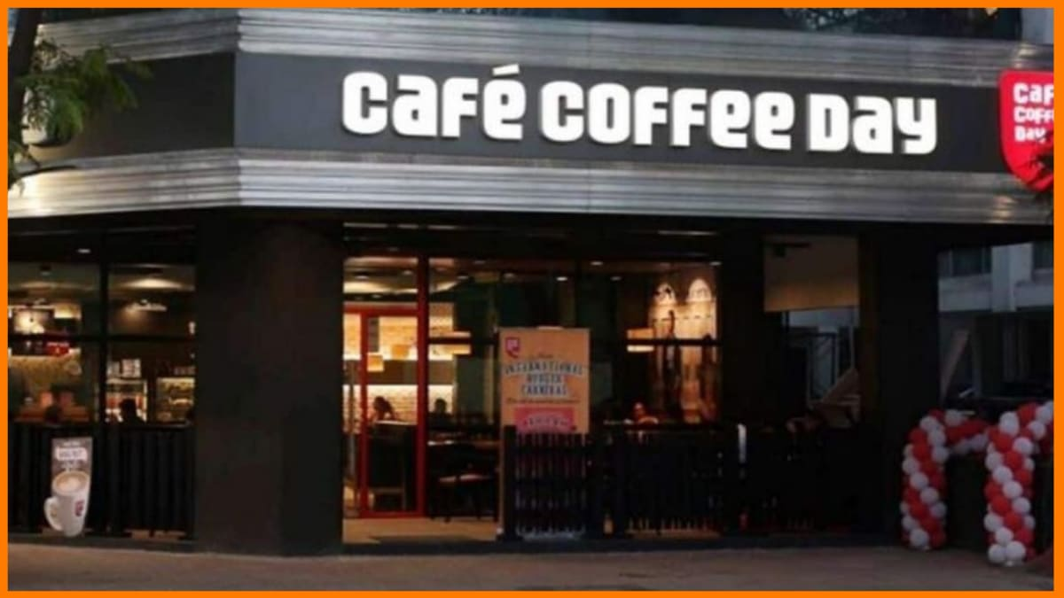 CCD First Outlet opened in Bangalore in 1996