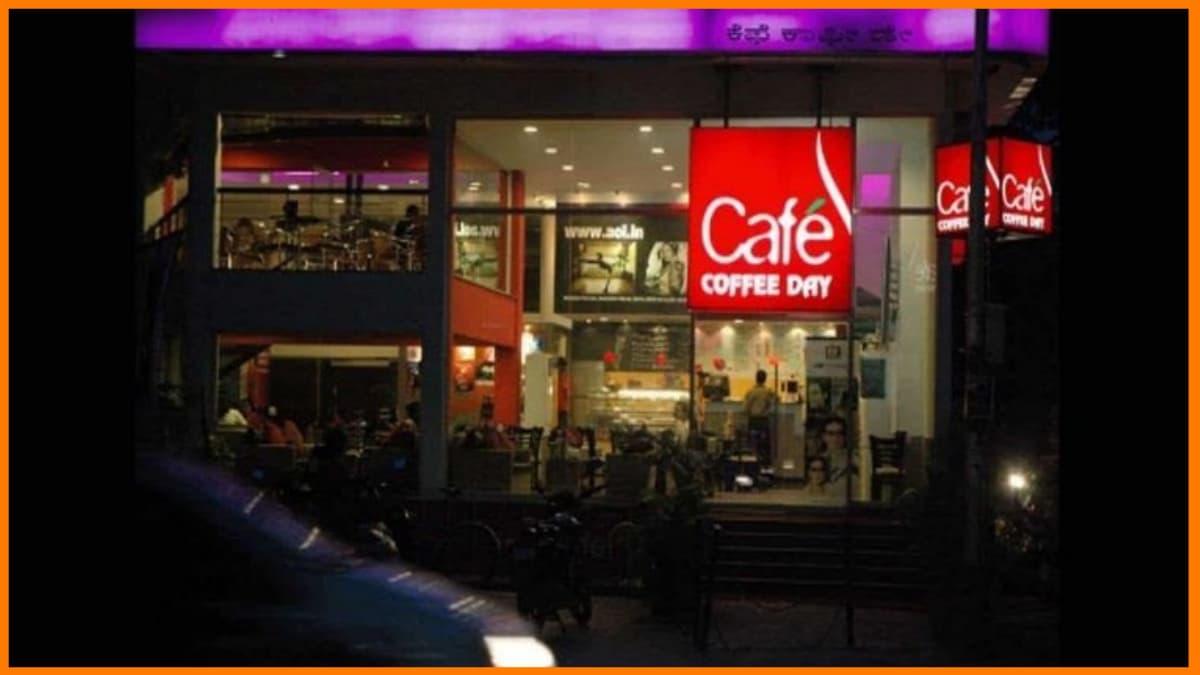 A Café Coffee Day outlet