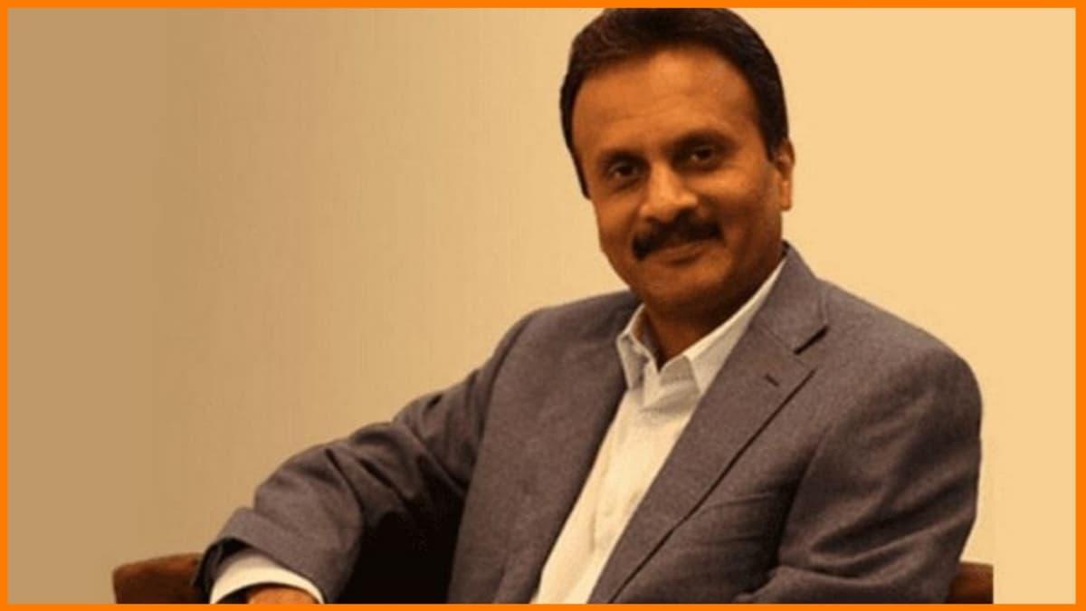 CCD Founder - V. G. Siddhartha