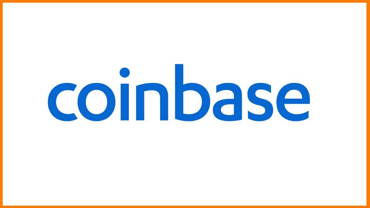 Coinbase Logo | Top Fintech Startup in the USA
