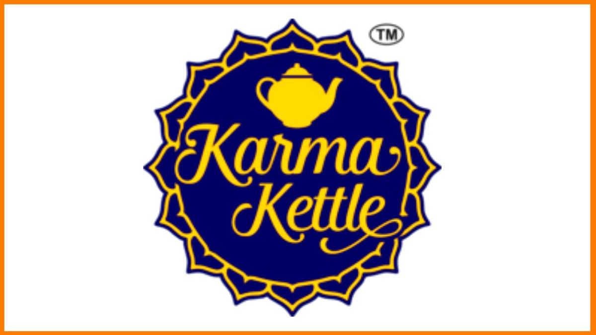 Karma Kettle's Logo
