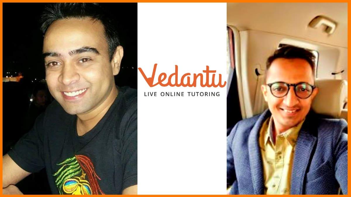 Marketing Heads of Vedantu