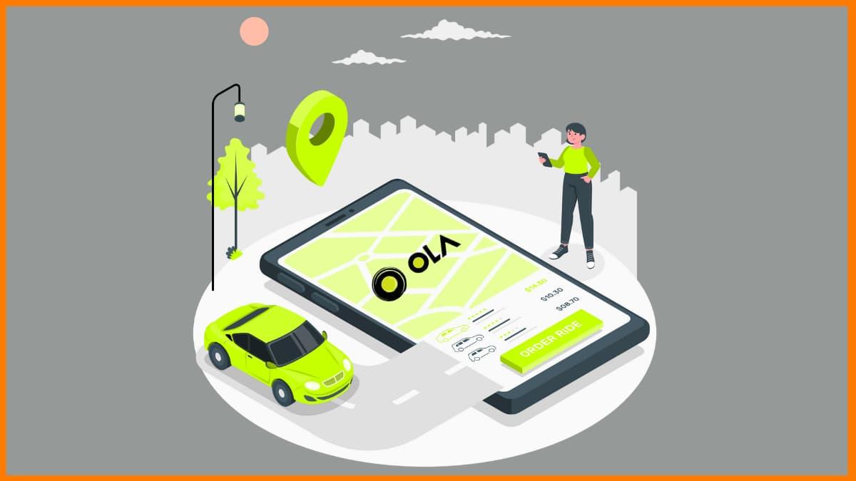 OLA - Successful Startups