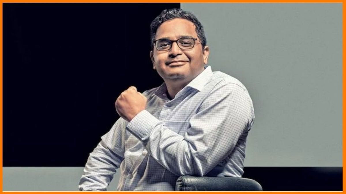 The founder of Paytm
