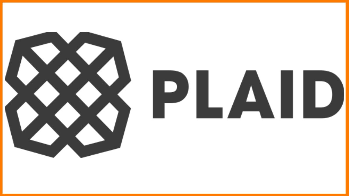 Plaid Logo | Top Fintech Startup in  the USA