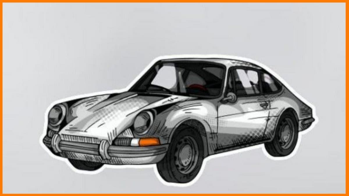 Porsche 911 (1964) model