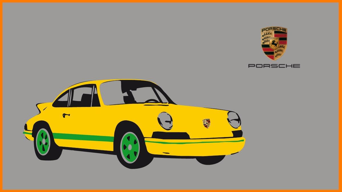 Mini Case Study of Porsche: The Real Luxury Cars