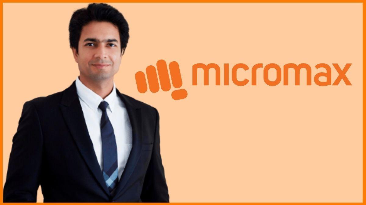 Rahul Sharma: CEO & Co-founder, Micromax