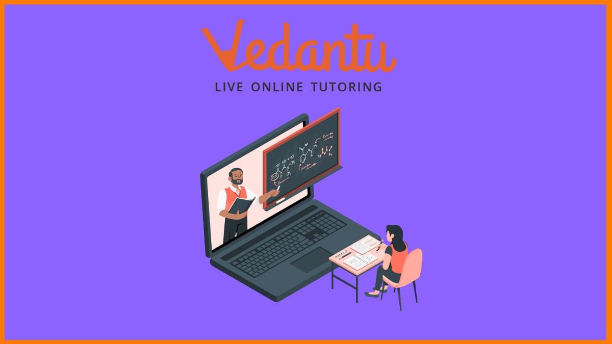 Vedantu Live Online Classes