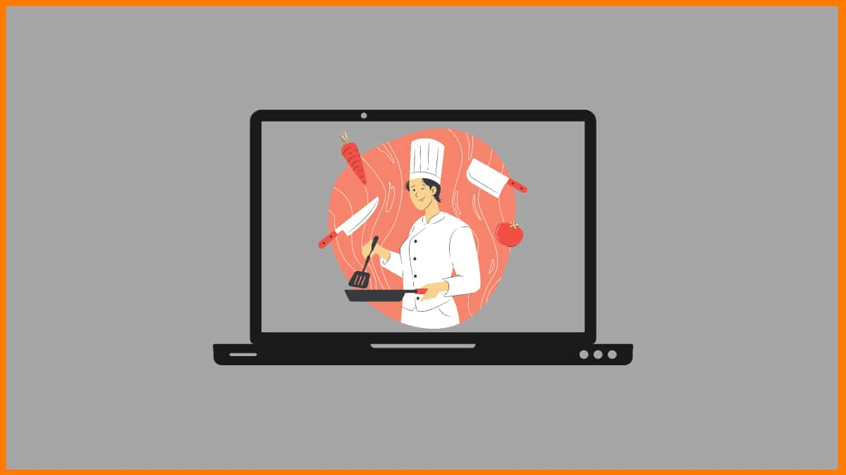 Virtual Chef will help you with cooking techniques.