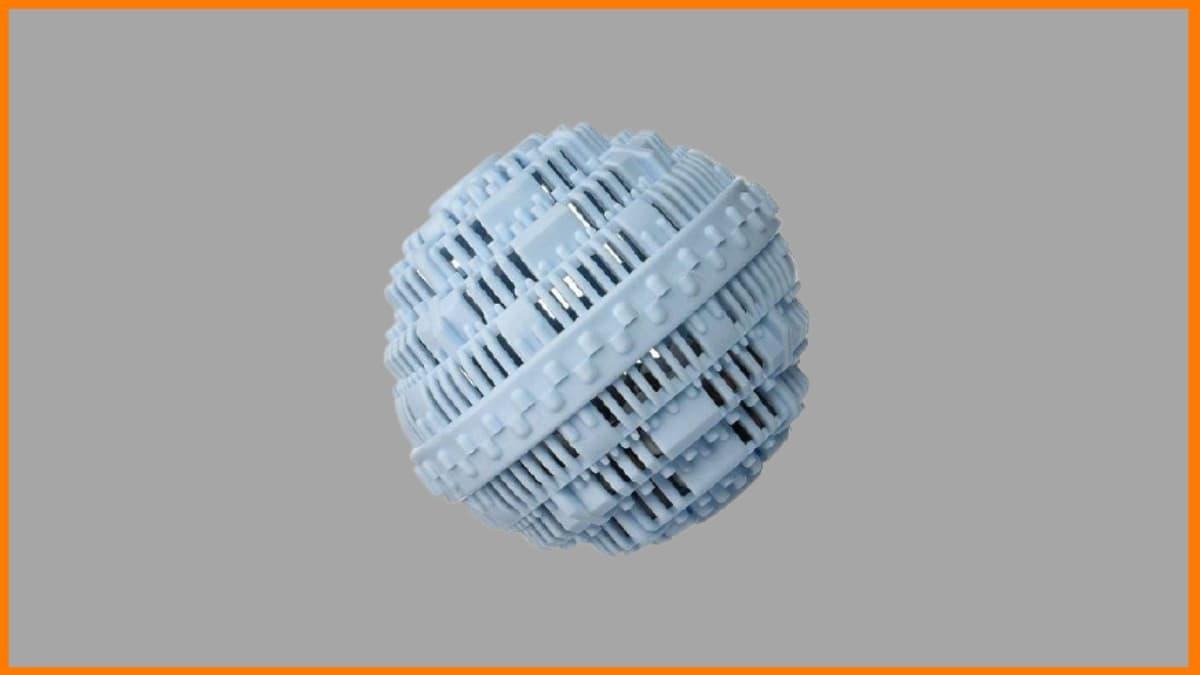These Washing Balls might replace Washing Machines in Future.