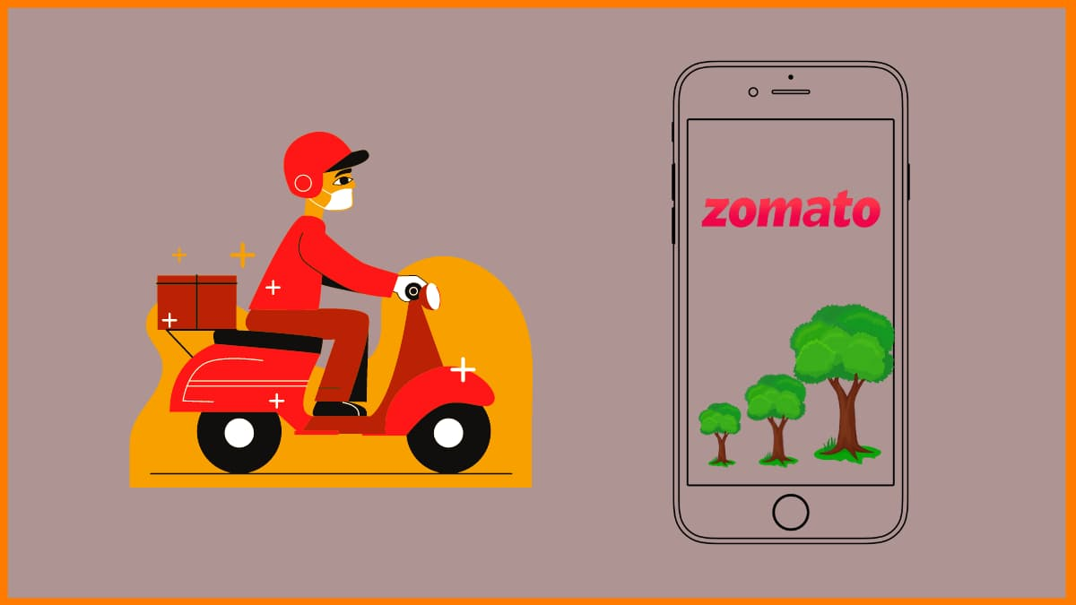 Zomato - Online Food Delivery App