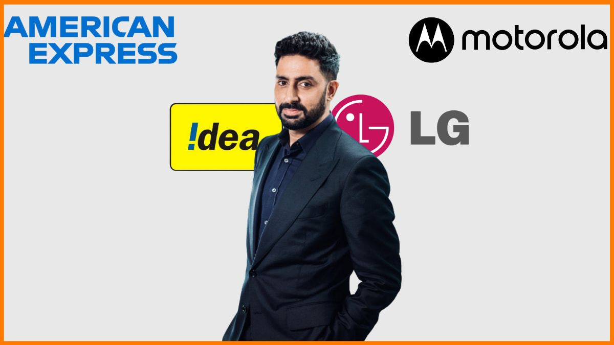 List of Brands Endorsed by Abhishek Bachchan