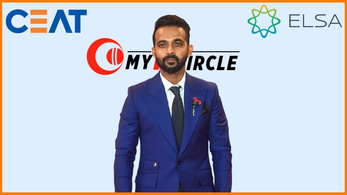 List of Brands Endorsed by Ajinkya Rahane