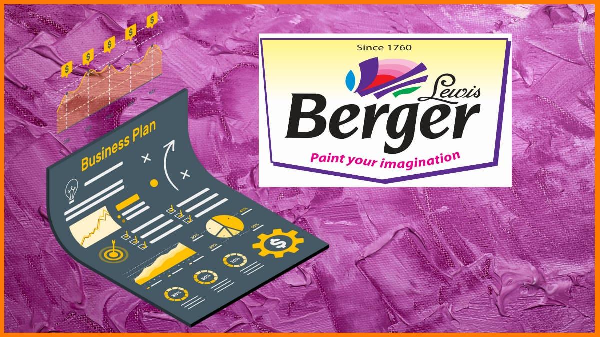 Berger Paints Business Model | How does Berger Paints Make Money?
