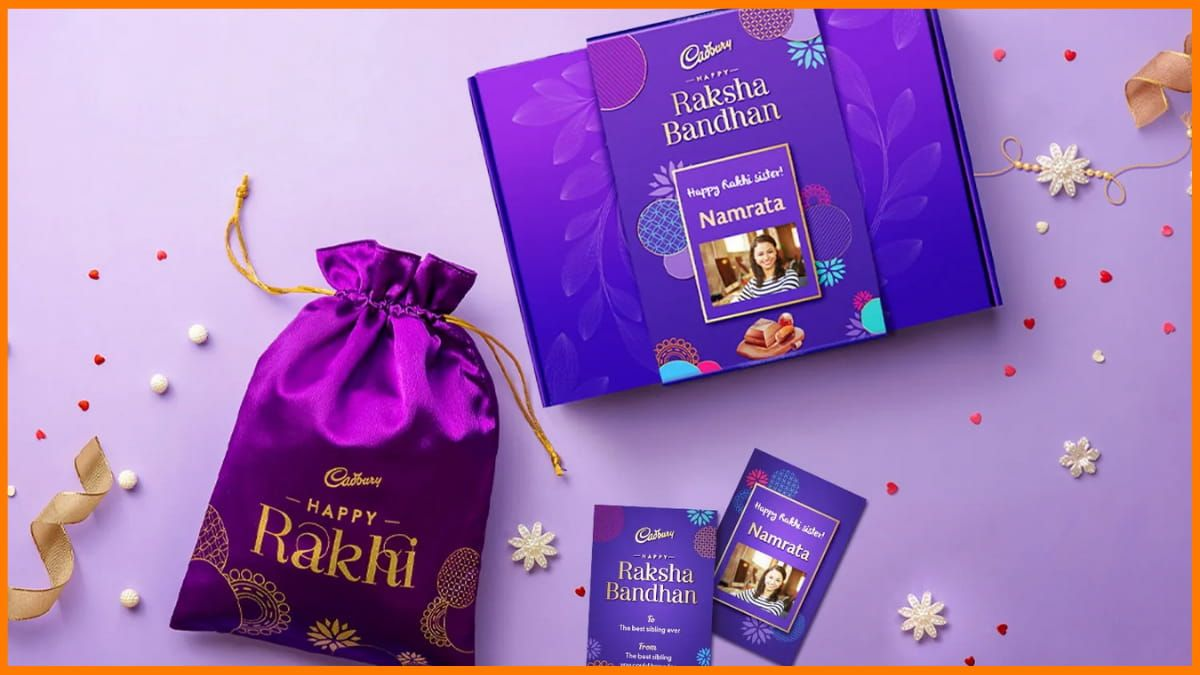 Cadbury Raksha Bandhan Gift Box