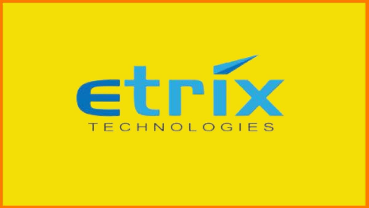 Etrix Technologies   Startups in Bhubaneswar