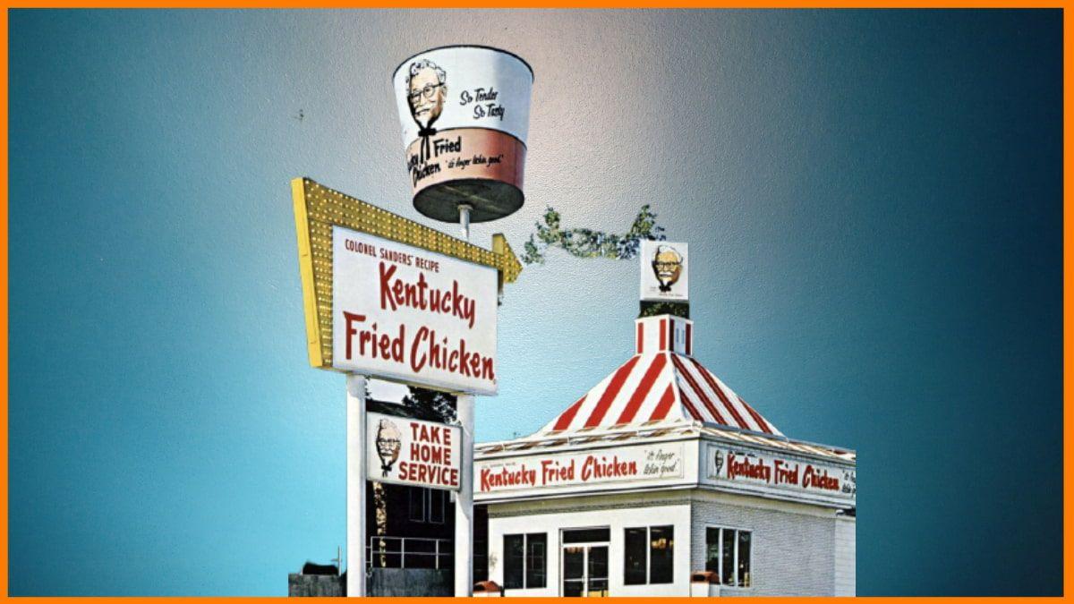 KFC First Restaurant | Kentucky Fried Chicken