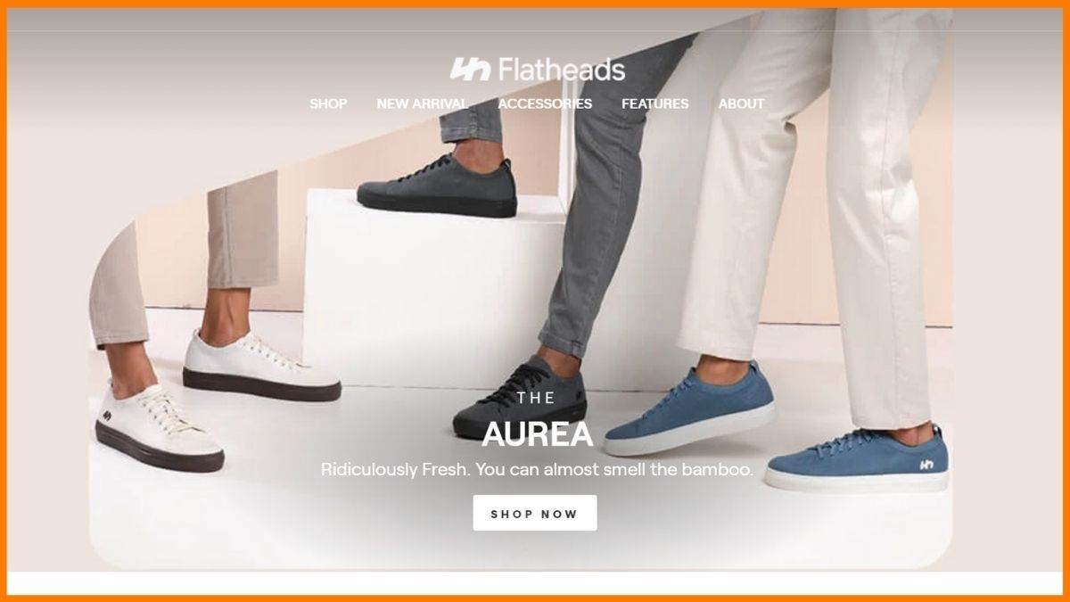 Flatheads Website