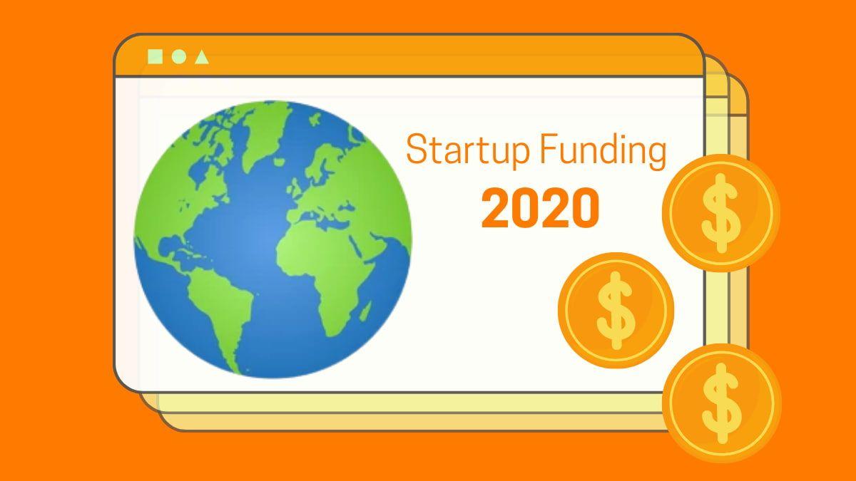 Global Startups - Funding & Investors Data | 2020