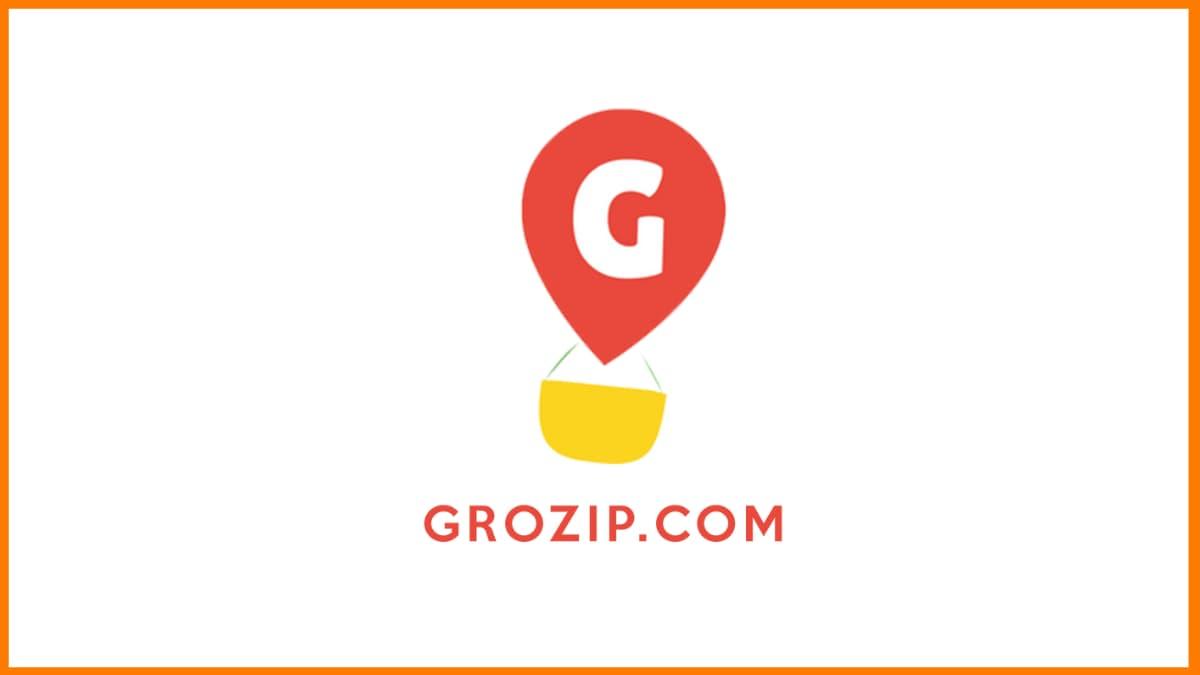 Grozip Logo   Startups in Bhubaneswar