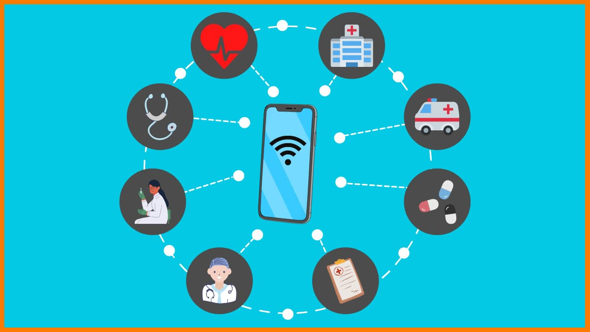 IoT has the potential to revolutionize the healthcare sector in India