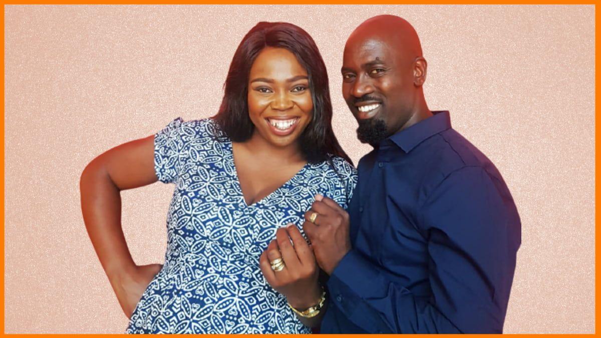 Hector Mkansi and Nonhlanhla Soldaat | KFC Couple