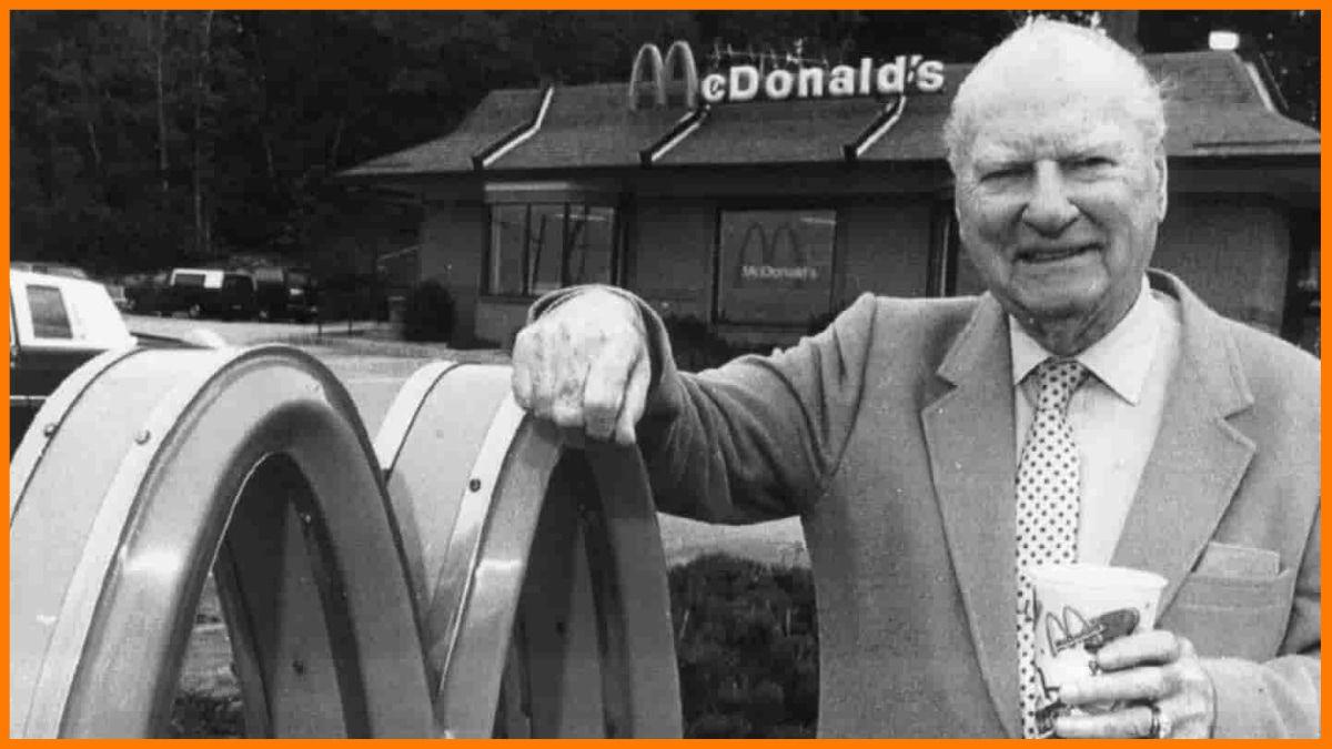 Kin Richard McDonald's Co-founder