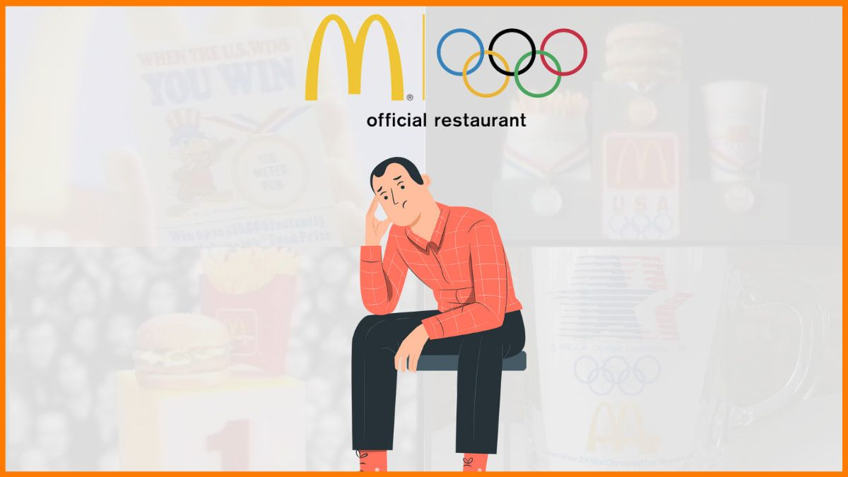 Remembering the Marketing Mistake of McDonald's During 1984 Olympics