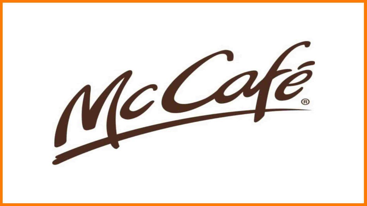 McDonald's Mc Cafe