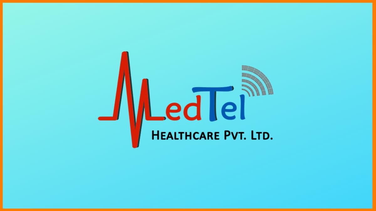 MedTel Logo   Startups in Bhubaneswar
