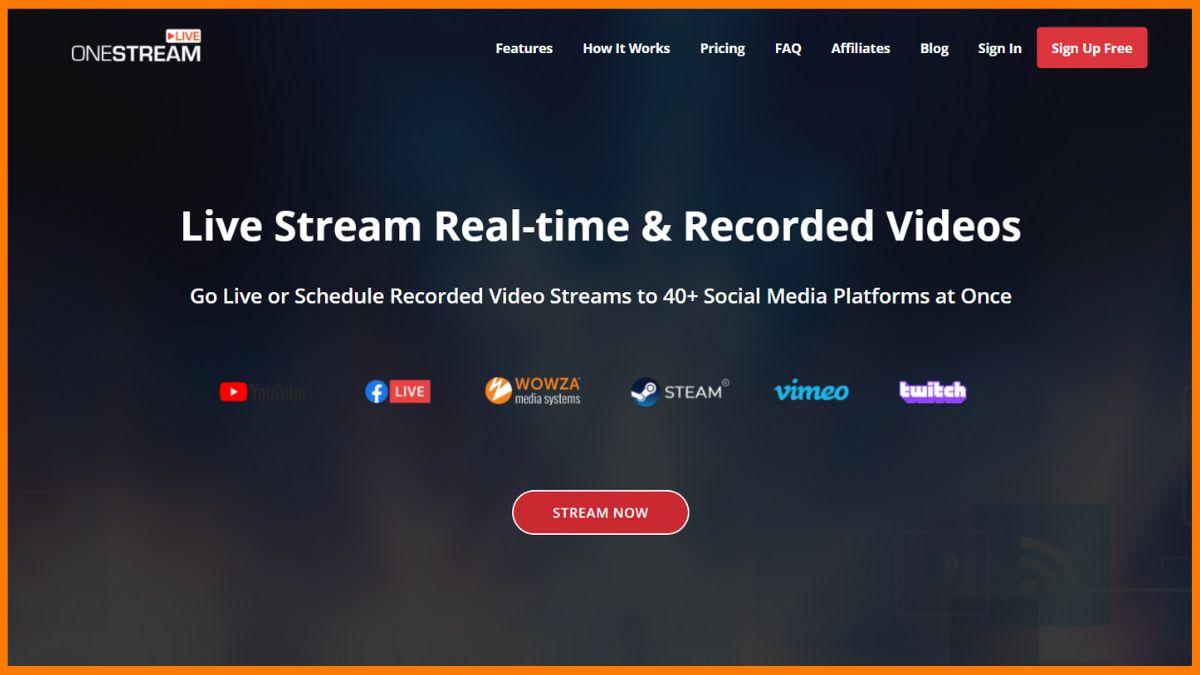 OneStream Website