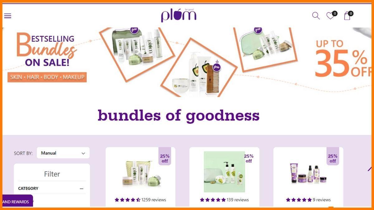 Plum Website