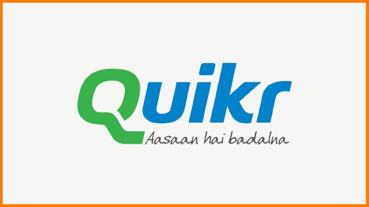 Quikr | Best reseller apps