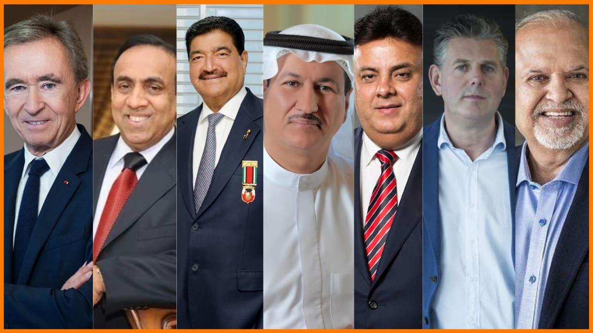 Top 25 Richest People in Dubai