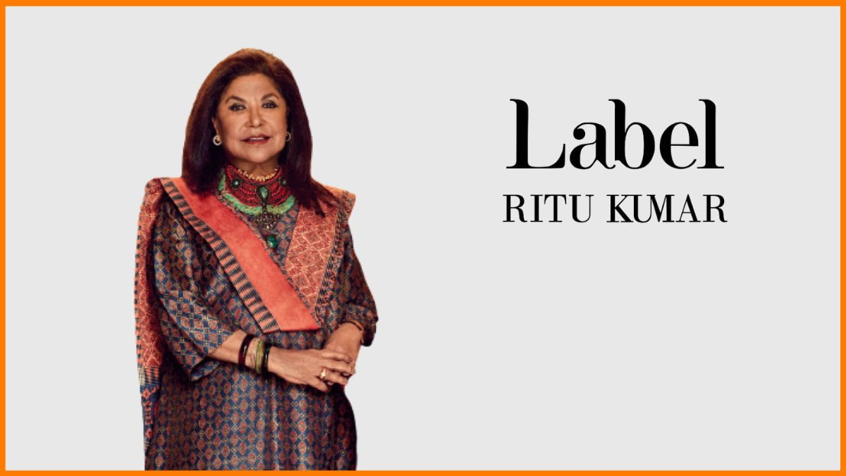 Ritu Kumar: The Pioneer Of Indian Fashion