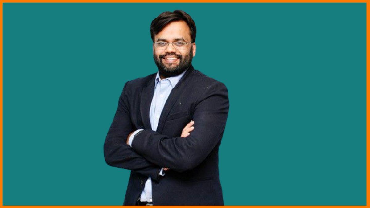 Deepak Garg   Rivigo Founder